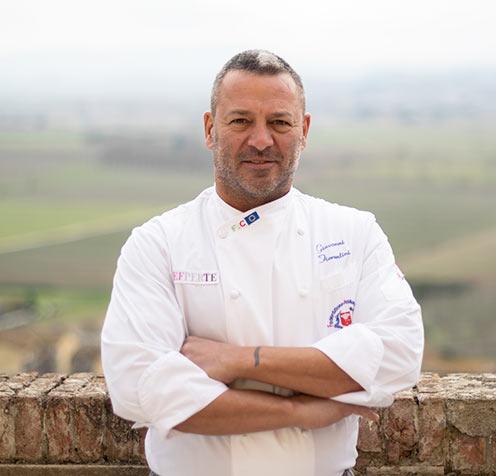 giovanni fiorentini chef privato