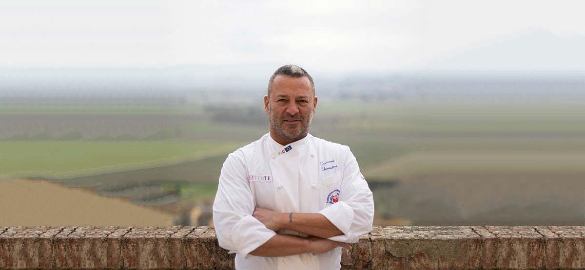 Giovanni Fiorentini cuoco domicilio firenze